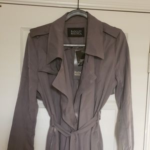 Badgley Mishka trench coat